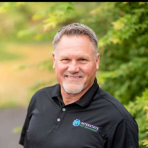 Brad Thorstenson is President and Owner of Interstate Pest Management