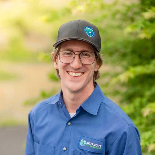 Alex Stewart is a Service Technician of Interstate Pest Management