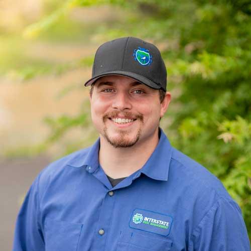 Ben Ferdig is a Service Technician of Interstate Pest Management