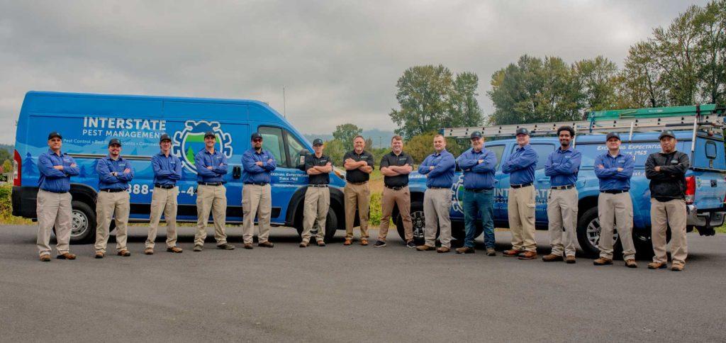 interstate pest group shot